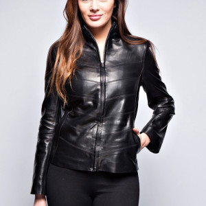 Bali Tailor - Women Leather Jacket